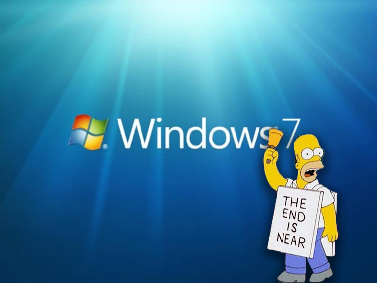 Windows 7: End of Life - Are You Ready?