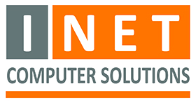 INET Computer Solutions Ltd - IT Services Mullingar, Co.Westmeath, Ireland | Newcastle, UK. Logo
